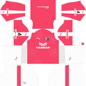 Cerezo Osaka Home Kit