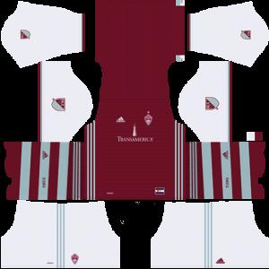 Colorado RapidsHome Kit