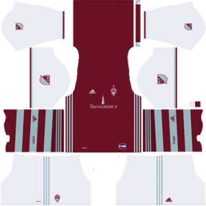 Colorado Rapids Home Kit