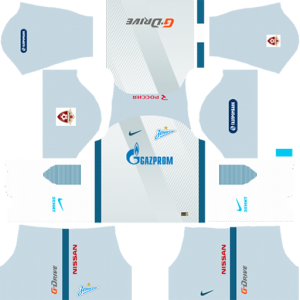 FK Zenit Away Kit