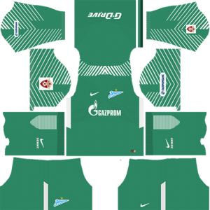 FK Zenit GK Kit
