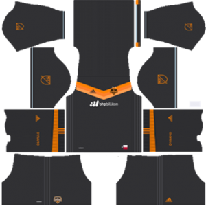 Houston Dynamo Away Kit