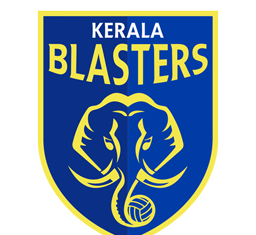 ISL Kerala Blasters LogoPNG 256x256 Size