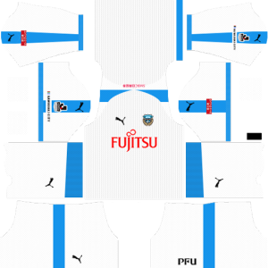 Kawasaki Frontale Away Kit