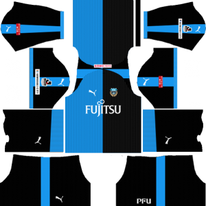Kawasaki Frontale Home Kit