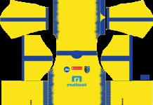 Kerala Blasters FC Home Kit 2017-18