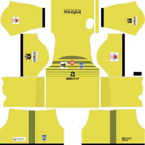 Mumbai City Home Goalkeeper Away Kit