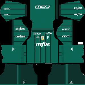 Palmeiras Home Kit
