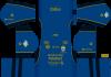 Persib Bandung Home Kit