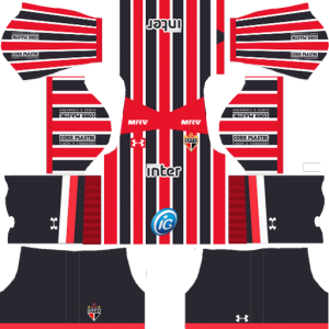 Sao Paulo FC Away Kit