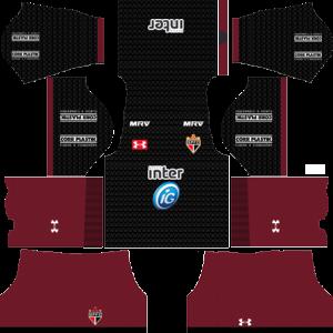 Sao Paulo FC Third Kit