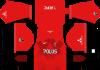 Urawa Red Diamonds Home Kit