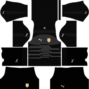 Uruguay Goalkeeper Kits