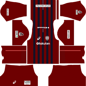 Vissel Kobe Home Kit