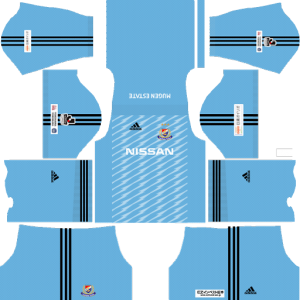 Yokohama F. Marinos Goalkeeper Away Kit