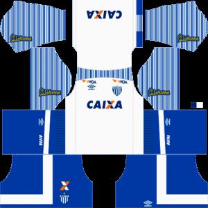 Avaí FC Away Kit