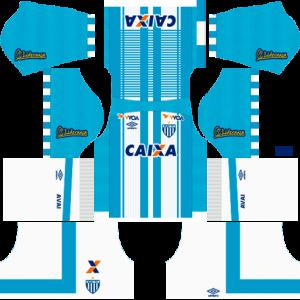 Avaí FC Home Kit